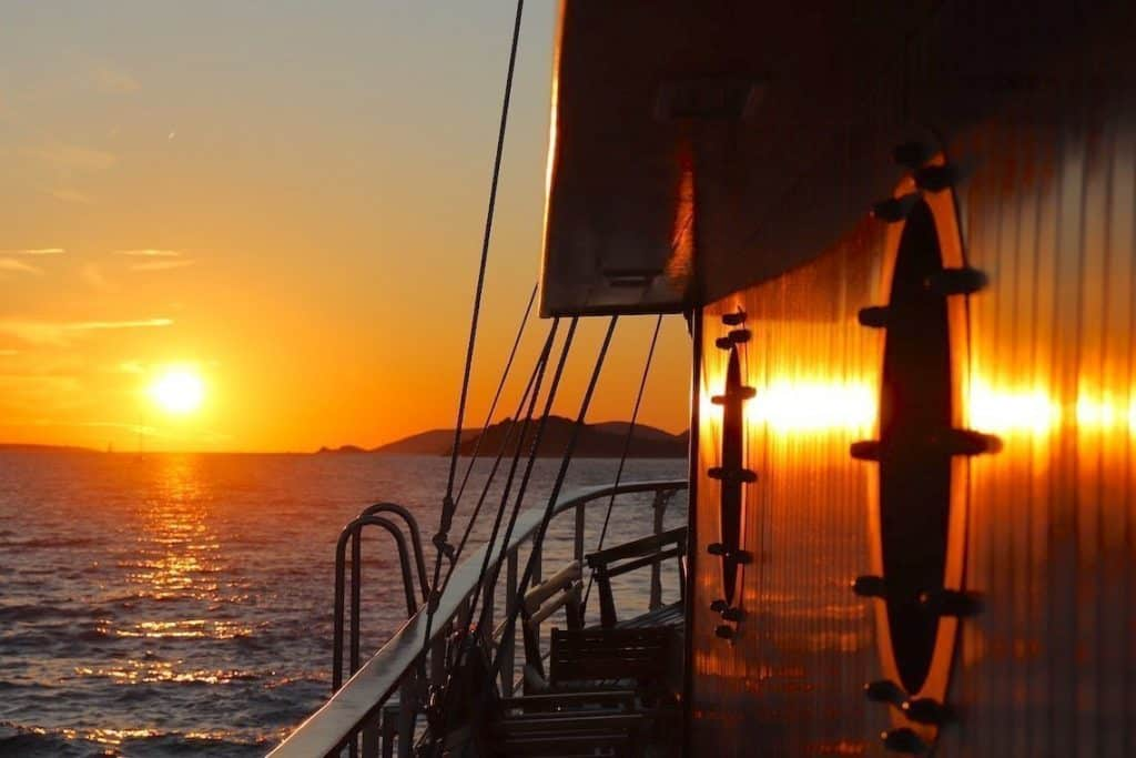 Sunset Cruise Split-Kaleta Tours